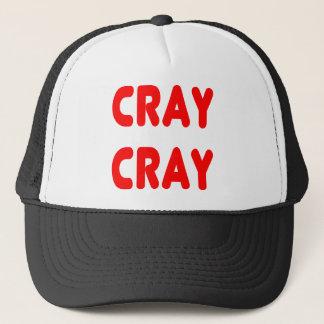 Casquette Rouge drôle de Memes d'Internet de Cray Cray