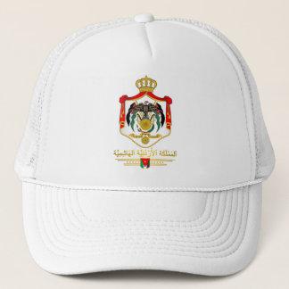 Casquette Royaume du COA de la Jordanie (arabe)