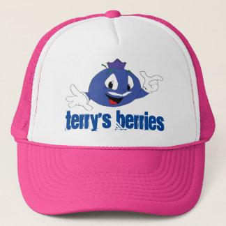 Casquette Rupture de camionneur des baies de Terry de retour
