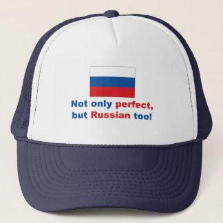 Casquette Russe parfait