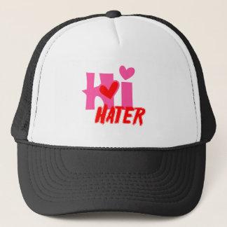 Casquette Salut haineux