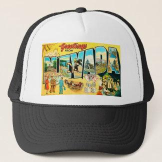 Casquette Salutations du Nevada