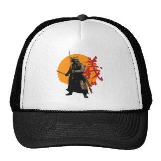 Casquette samouraï de guerrier