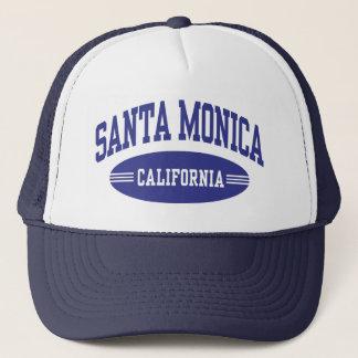 Casquette Santa Monica la Californie