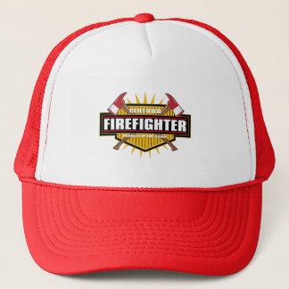 Casquette Sapeur-pompier certifié