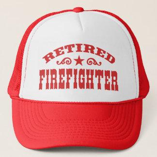 Casquette Sapeur-pompier retraité