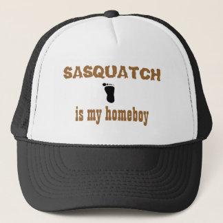 Casquette Sasquatch est mon homeboy