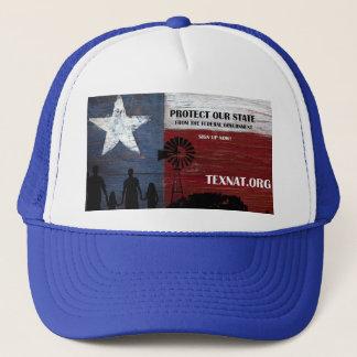 Casquette Sauvez le Texas du gvt fédéral