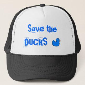 Casquette Sauvez les canards