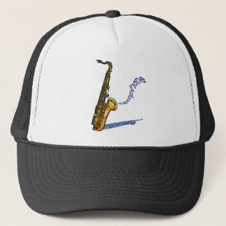 Casquette Saxophone