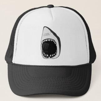 Casquette scaphandre animal de hai de weisser de requin