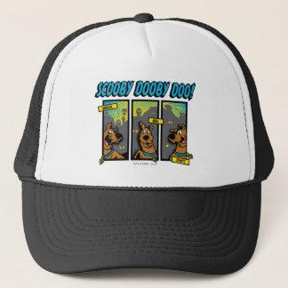 Casquette Scooby-Doo où êtes vous les panneaux comiques