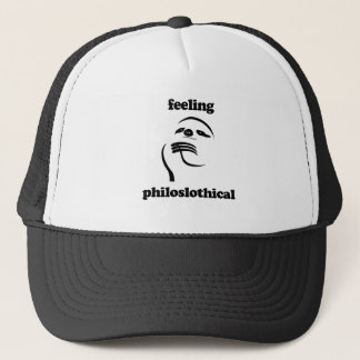 Casquette Sentiment Philoslothical