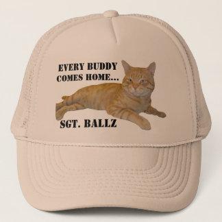 CASQUETTE SERGENT BALLZ HAT
