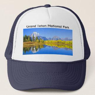 Casquette Série grande 1 de parc national de Teton