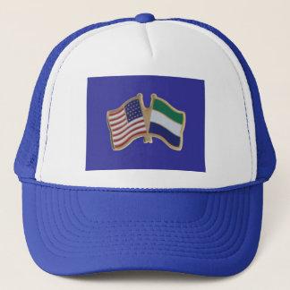 Casquette Sierra Leone/Américain