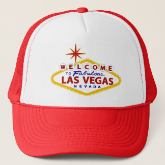 Casquette Signe bienvenu de Las Vegas
