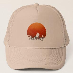 d35cd5310bce1 Casquette Silhouette de cowboy - paysage du Texas