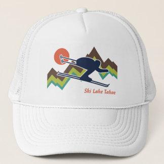Casquette Ski le lac Tahoe