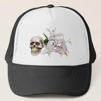 Casquette SkullFlowers051409