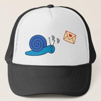Casquette Snail mail