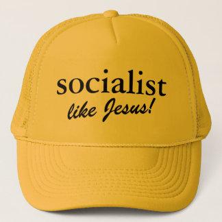 Casquette Socialiste - comme Jésus !