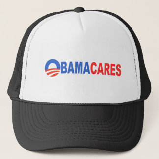Casquette Soins d'Obama