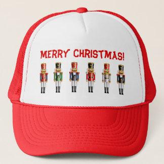 Casquette Soldats de casse-noix de Noël