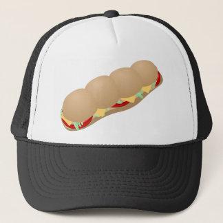 Casquette Sous sandwich