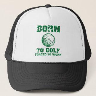 Casquette Soutenu pour jouer au golf
