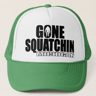 Casquette Squatchin allé par MICHIGAN - Bobo original
