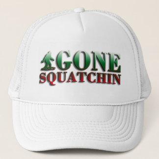 Casquette Squatchin allé, trouvant Bigfoot, camionneur