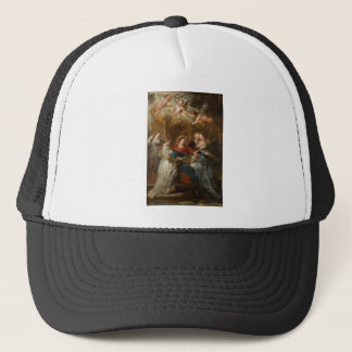 Casquette St de triptyque Idelfonso - Peter Paul Rubens