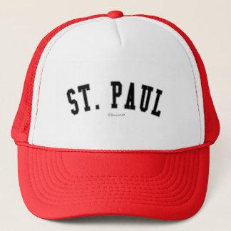 Casquette St Paul