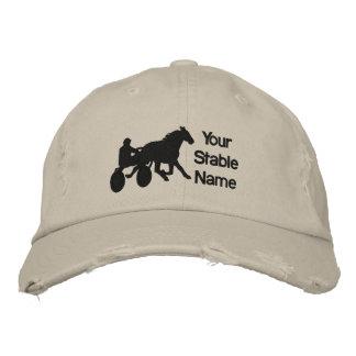 Casquette stable casquette brodée