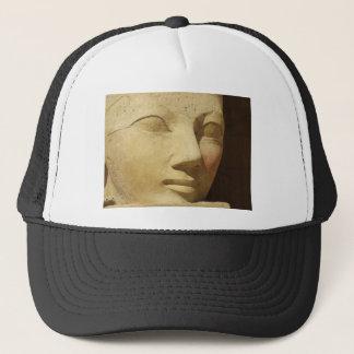 Casquette Statue de Hatshepsut, pharaon Hatshepsut de