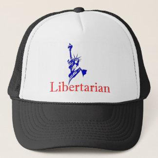 Casquette Statue de la liberté -- Rétro icône libertaire