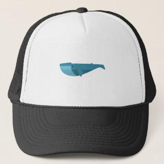 Casquette Style de primitif de baleine bleue