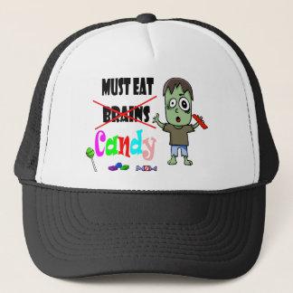 Casquette sucrerie de zombi
