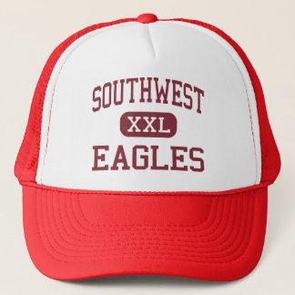 Casquette Sud-ouest - Eagles - milieu - la savane la Géorgie