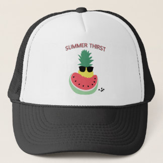 Casquette Summer thirst