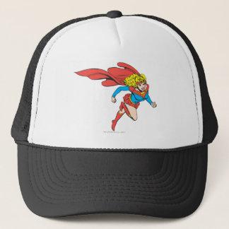 Casquette Supergirl saute juste