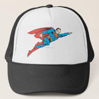 Casquette Superman volant juste