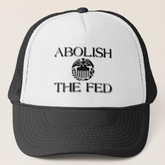 Casquette Supprimez le Fed