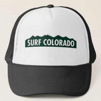 """Casquette """"surf le Colorado"""" le COLORADO DRÔLE SURFANT"""