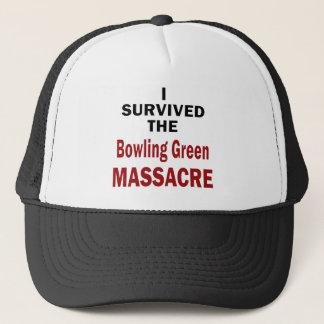 Casquette Survivant de massacre de Bowling Green