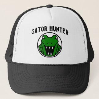Casquette Symbole de chasseur d'alligator