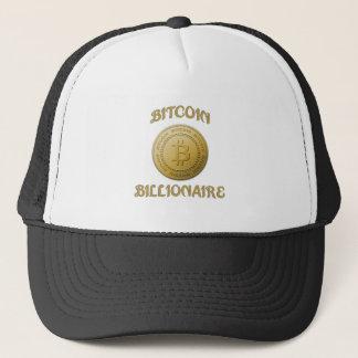 Casquette Symbole unique Cryptocurrency de logo de Bitcoin