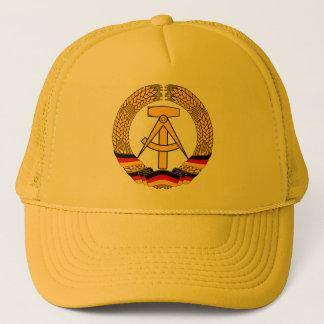 Casquette Symbolisez le der RDA - emblème national de la RDA