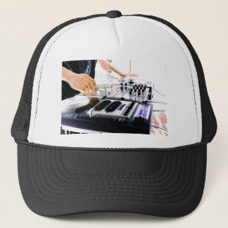 Casquette Système du DJ